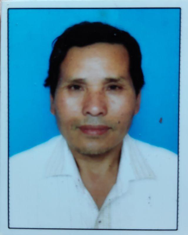 Arambam Sanatomba Singh