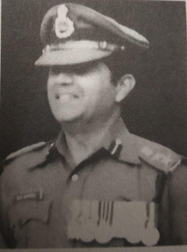Bal Krishan Karkra