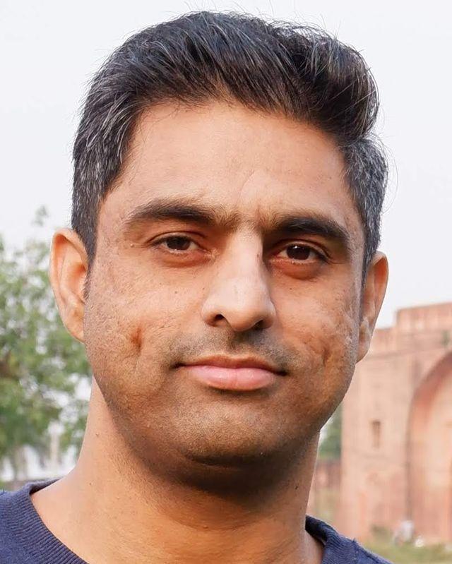 Pardeep Singh Maan