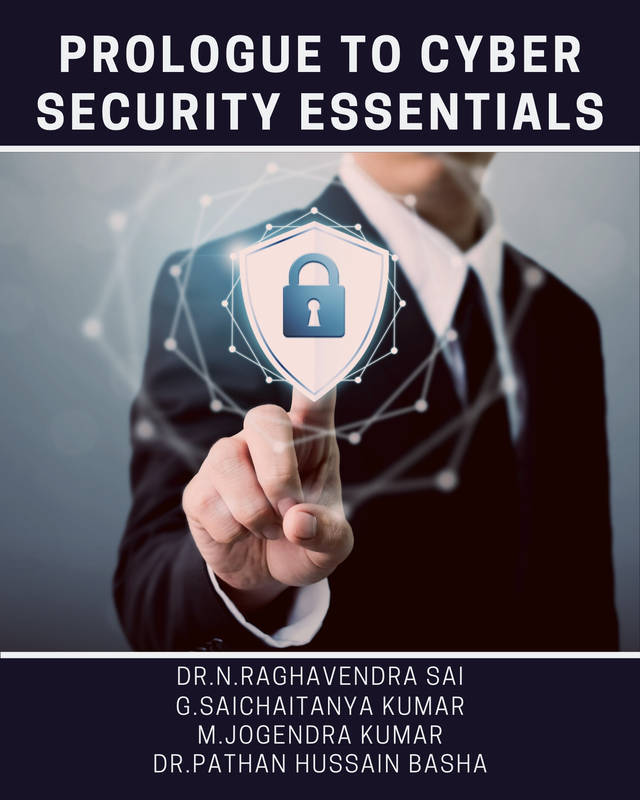 Prologue to Cyber Security Essentials - Front Cover
