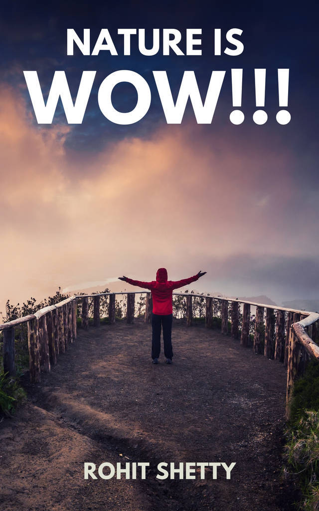 Nature is Wow !!! - Front Cover