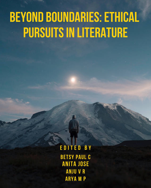 Beyond Boundaries: Ethical Pursuits in Literature