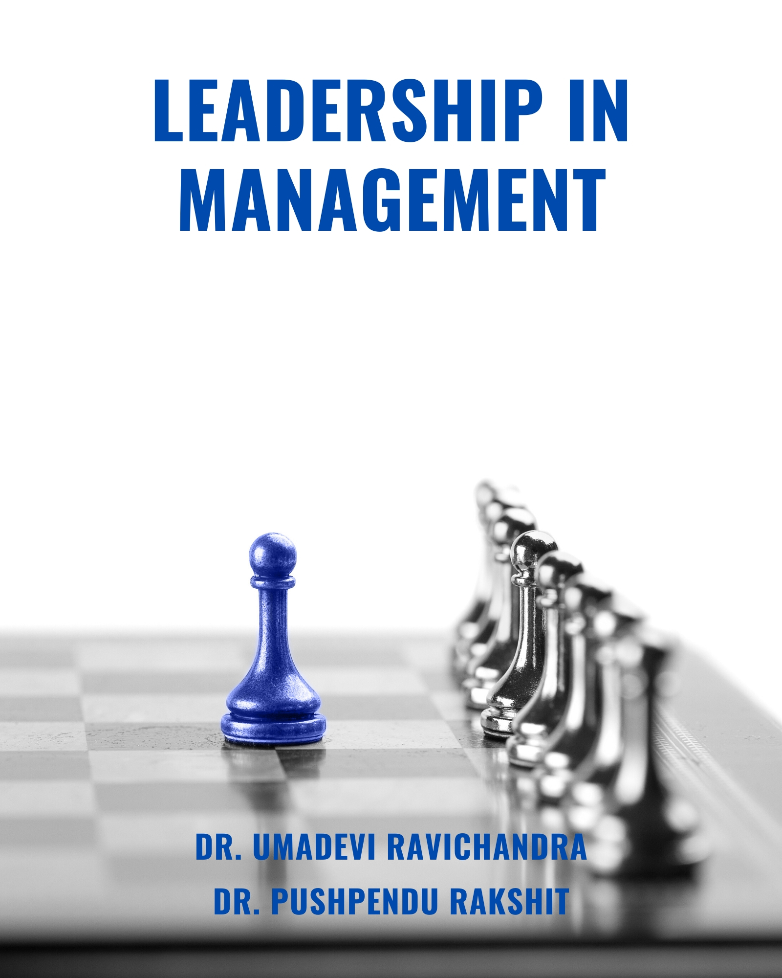 Leadership in Management - Front Cover
