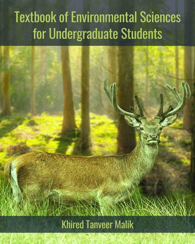 Textbook of Environmental Sciences for Undergraduate Students