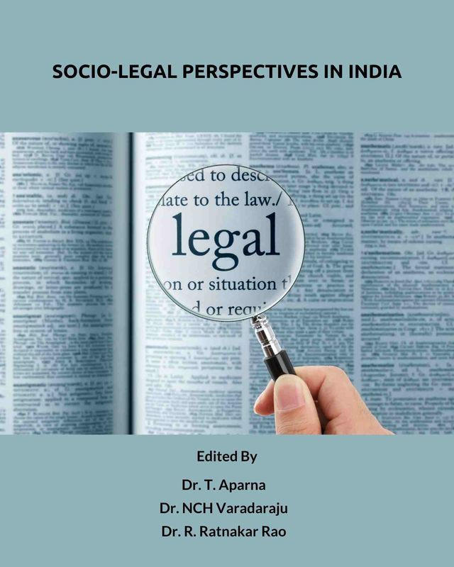 Socio-Legal Perspectives in India