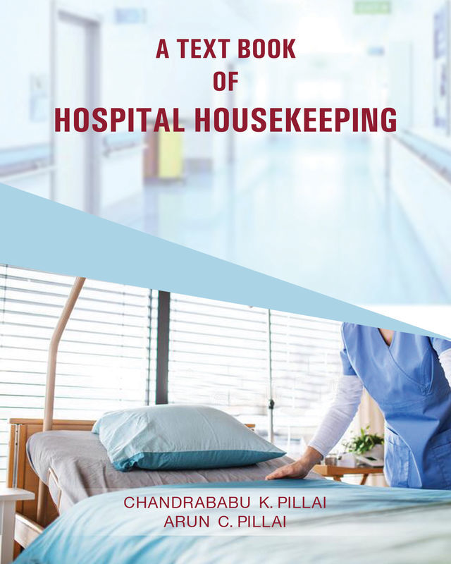 A Text Book of Hospital Housekeeping - Front Cover
