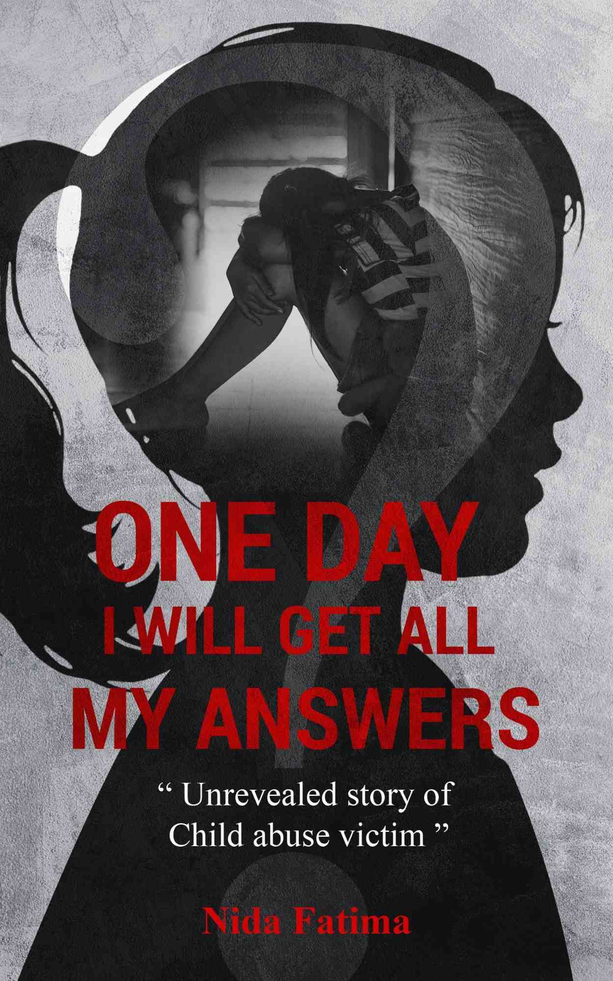 One Day I Will Get All My Answers - Front Cover