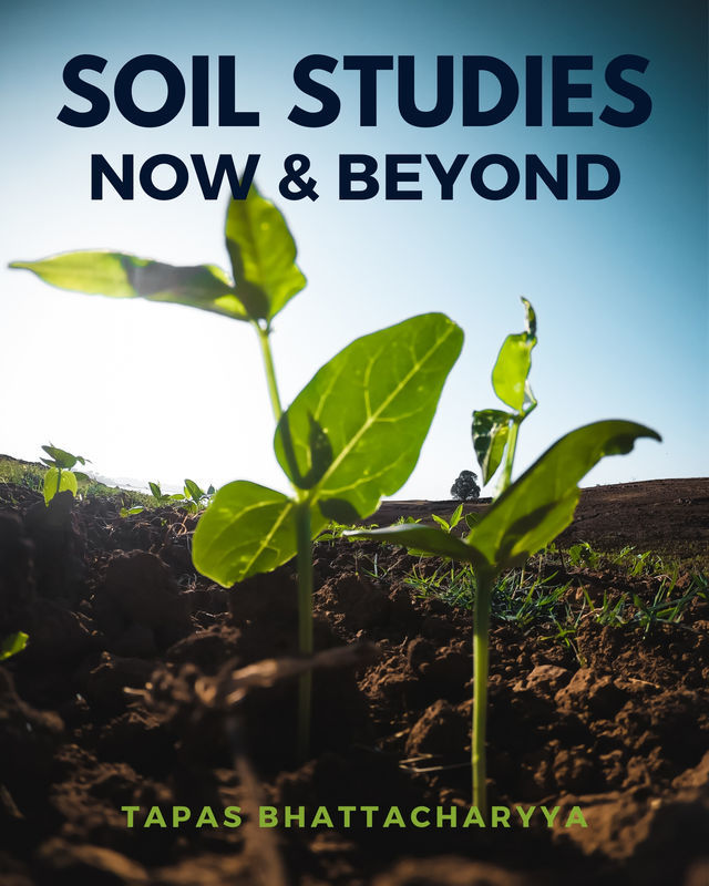 SOIL STUDIES: Now & Beyond - Front Cover