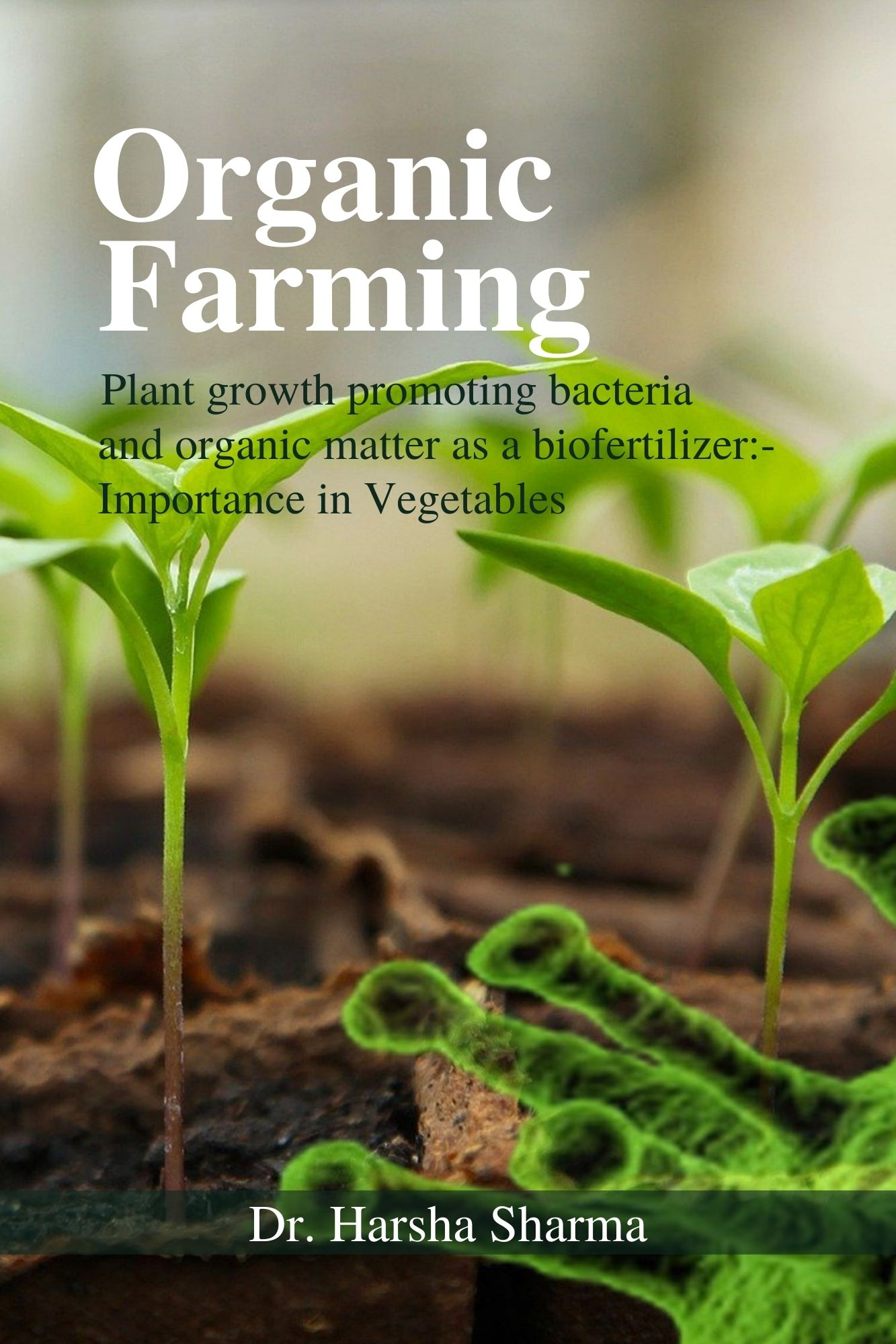 Organic Farming - Plant growth promoting bacteria and organic matter as a biofertilizer:- Importance in Vegetables