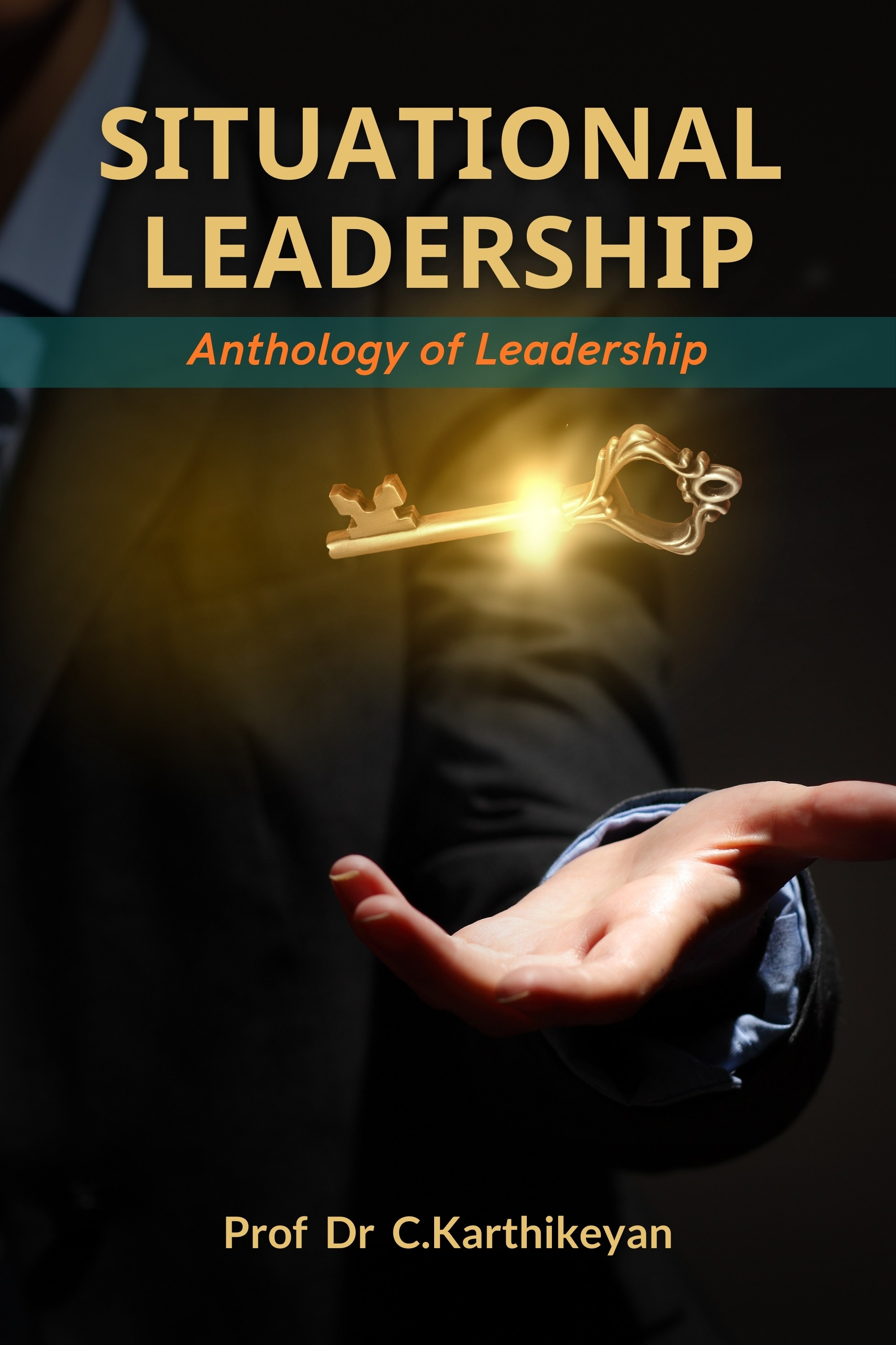 Situational Leadership - Front Cover