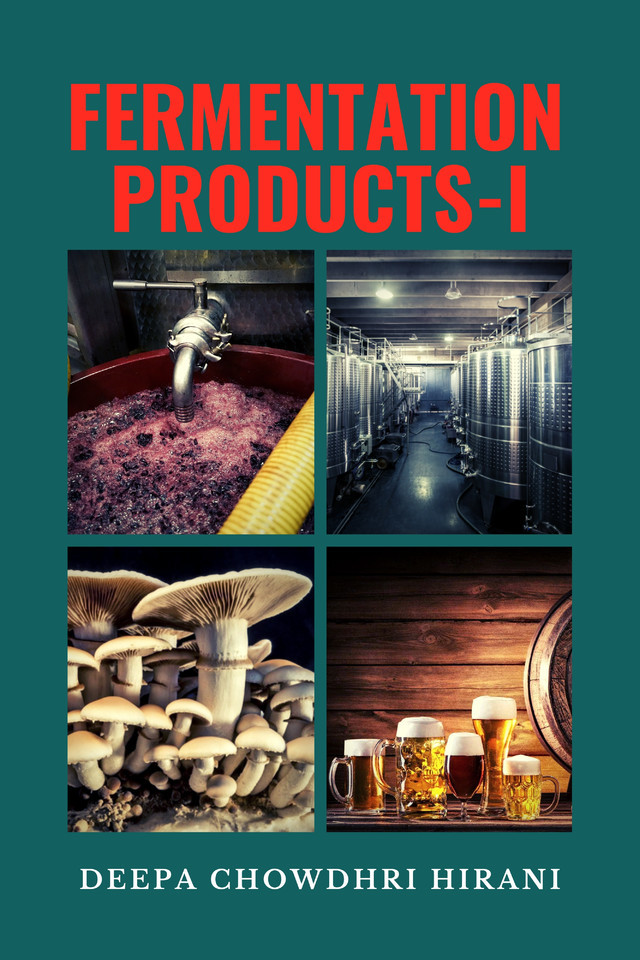 Fermentation products - I - Front Cover