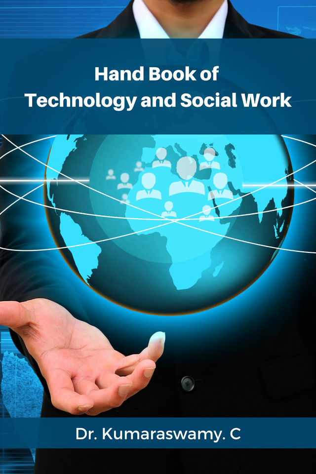 Hand Book of Technology and Social Work - Front Cover