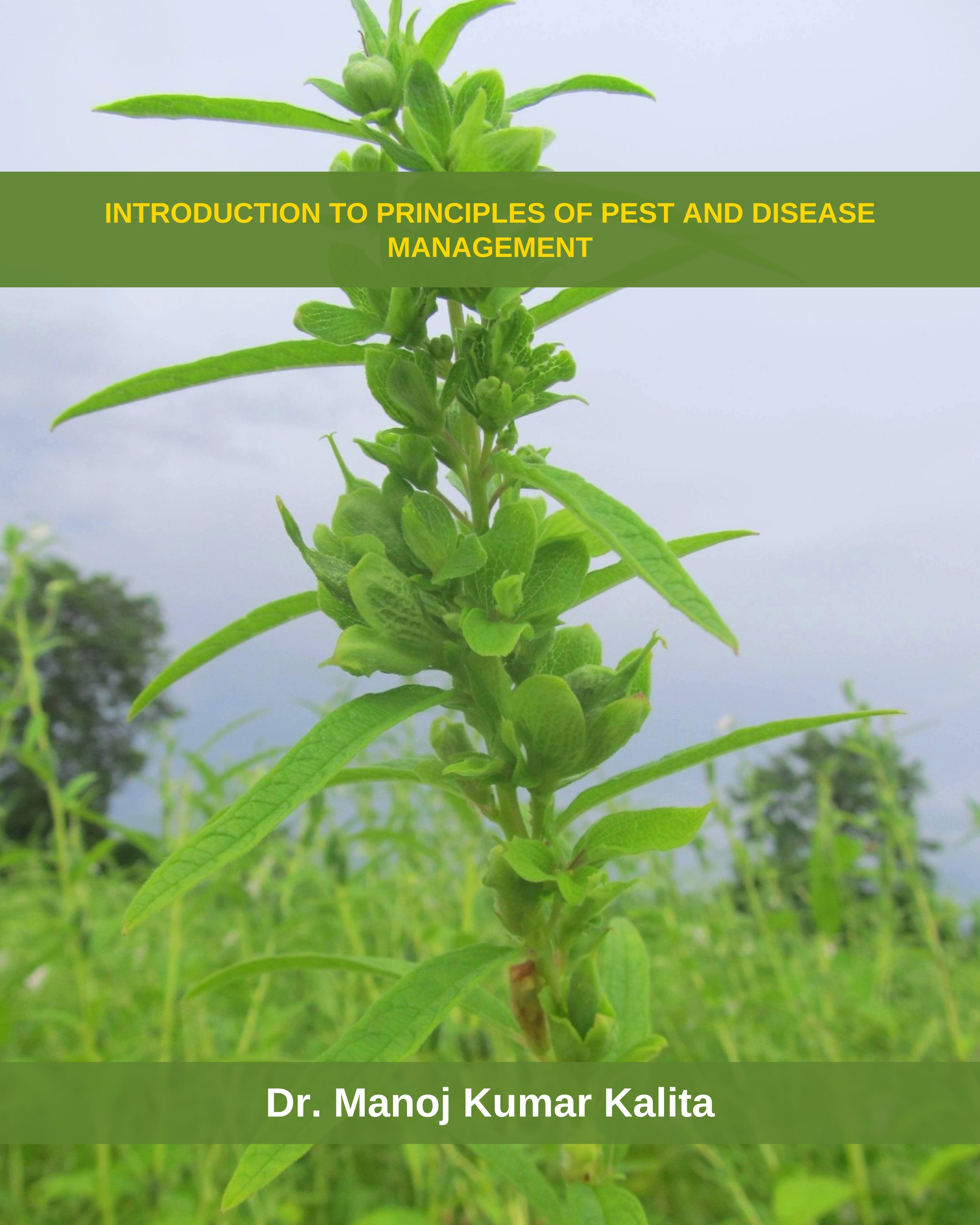 Introduction to principles of pest and disease management - Front Cover