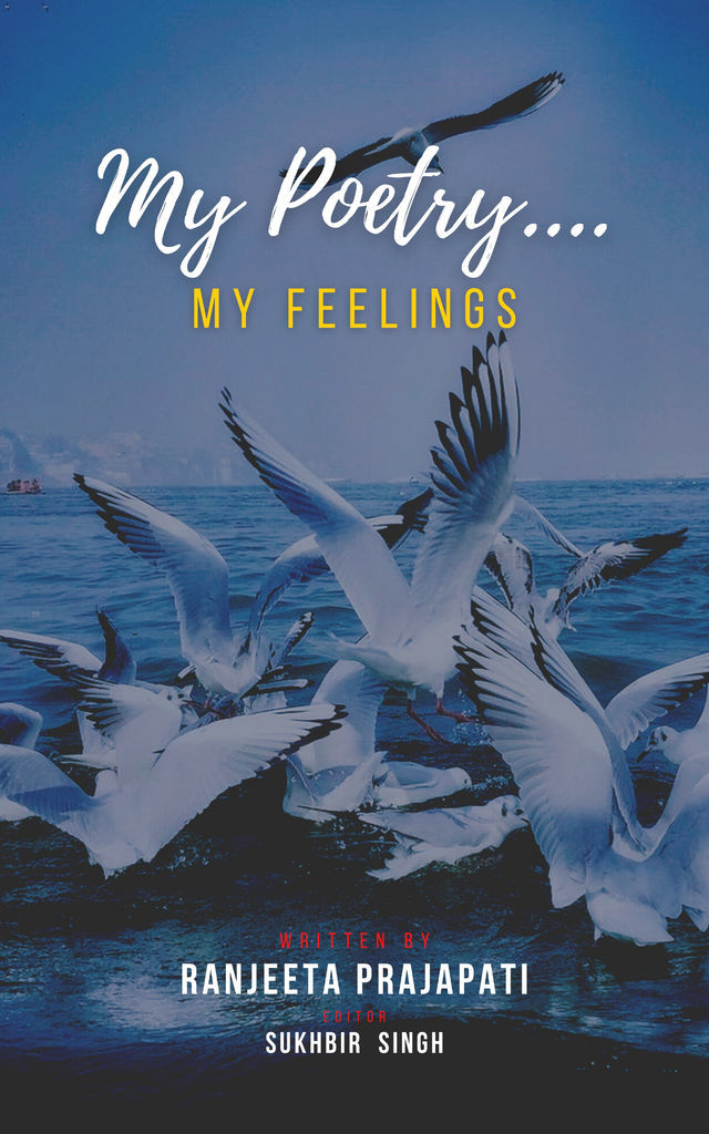 My Poetry....my feelings - Front Cover