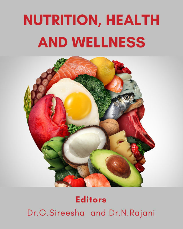 Nutrition, Health and Wellness - Front Cover