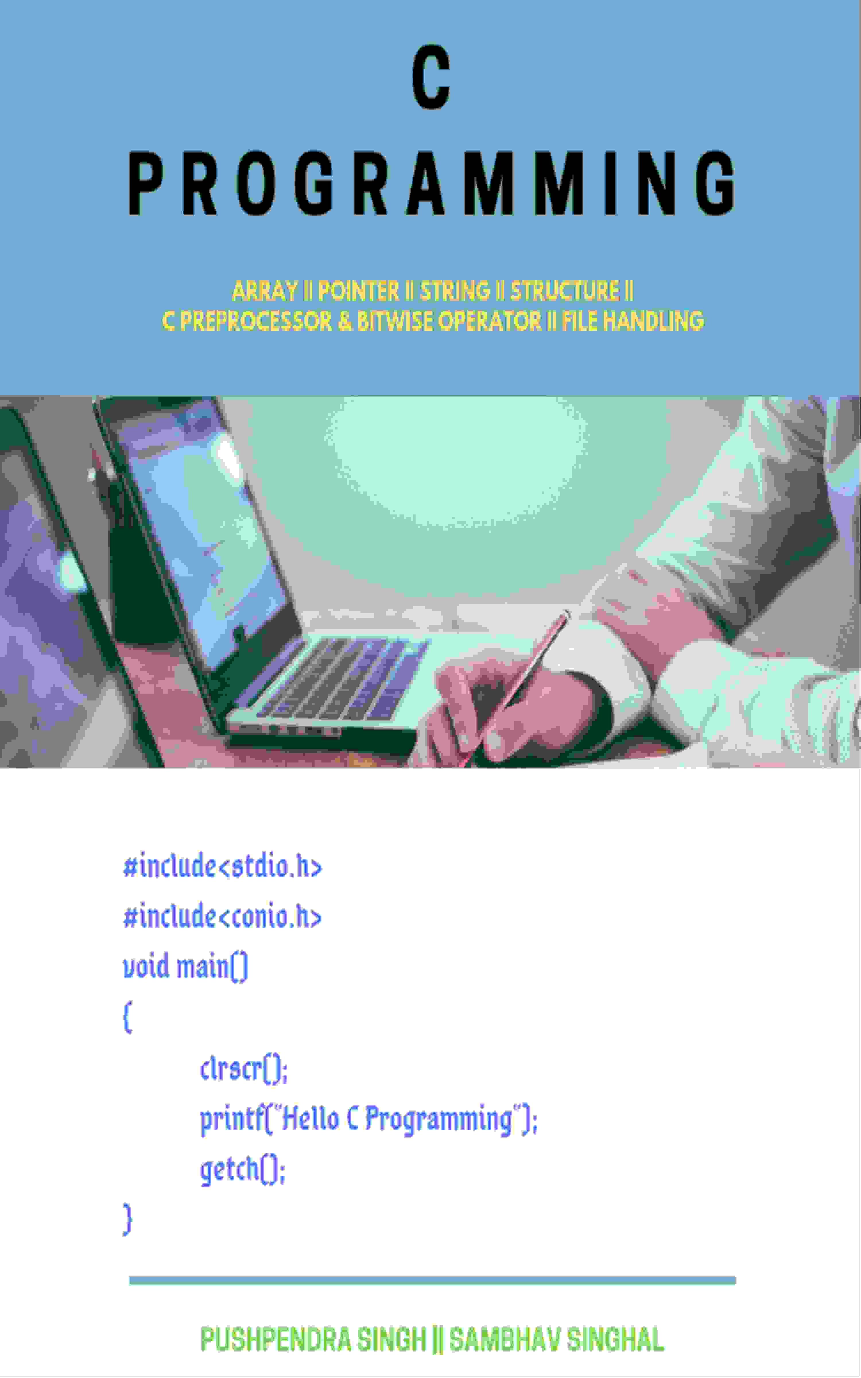 C Programming - Front Cover