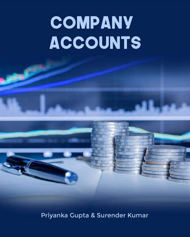 Company Accounts - Front Cover
