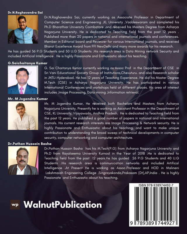 Prologue to Cyber Security Essentials - Back Cover