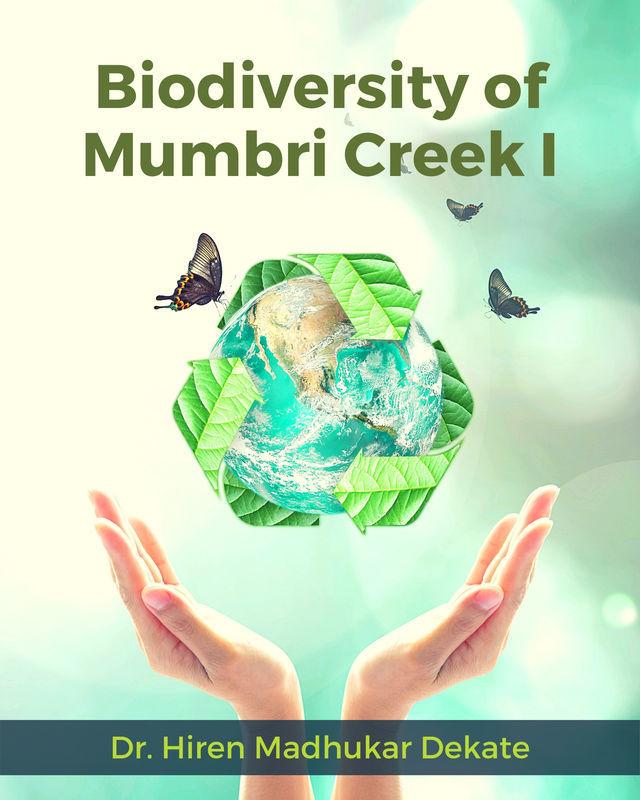 Biodiversity of Mumbri Creek I - Front Cover