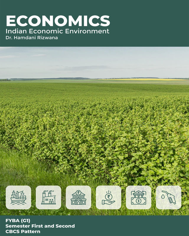 Indian Economic Environment - Front Cover
