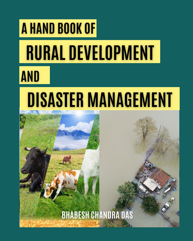 Hand book of Rural Development and Disaster Management - Front Cover