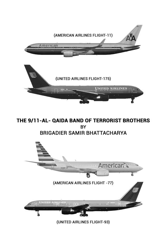 The 9/11 Al-Qaida Band of Terrorist Brothers - Front Cover