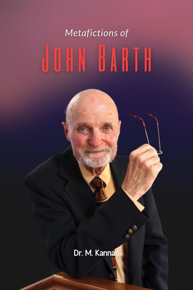 Metafictions of John Barth - Front Cover