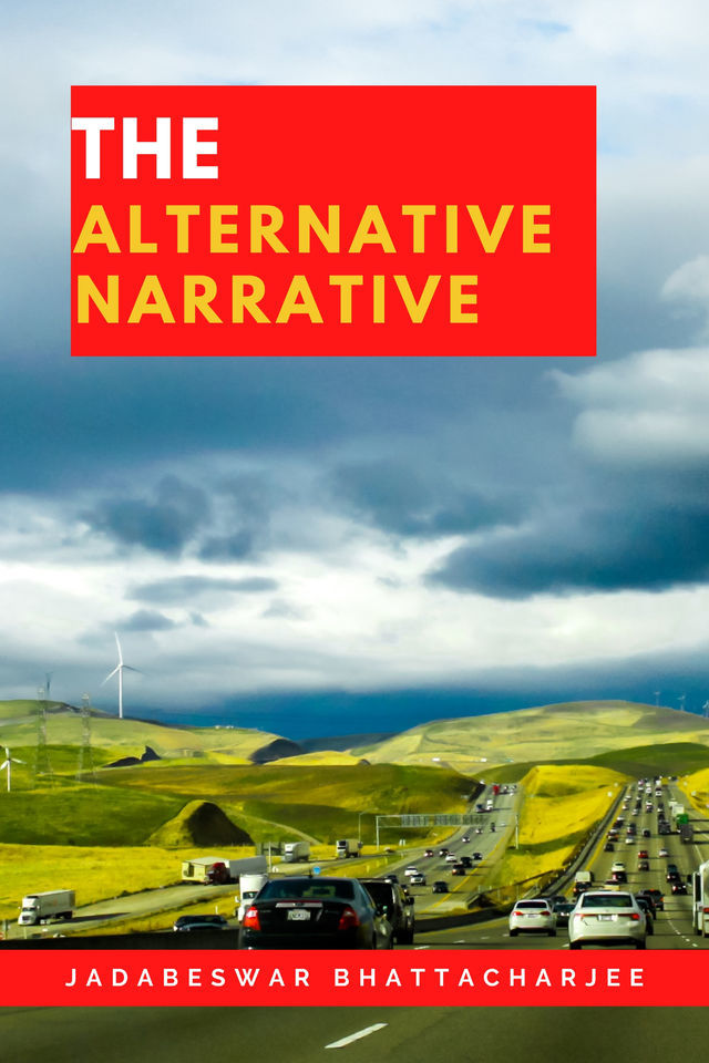 The Alternative Narrative - Front Cover
