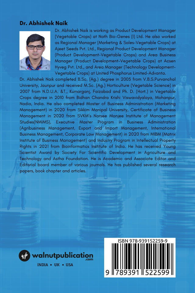 Solved Assignments for Business Management - Back Cover
