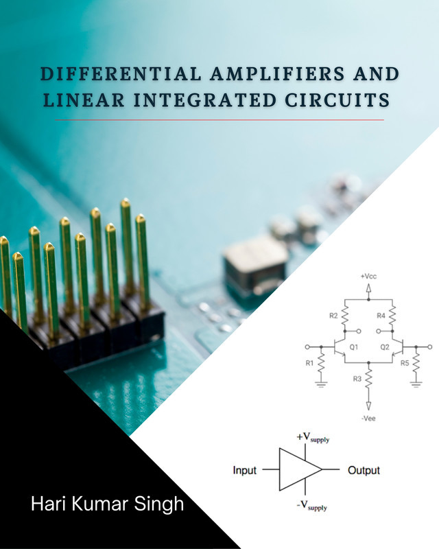 Differential Amplifiers and Linear Integrated Circuits - Front Cover